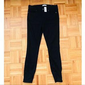 LOFT Black Skinny Jeans (Jeggings), 29 NWT